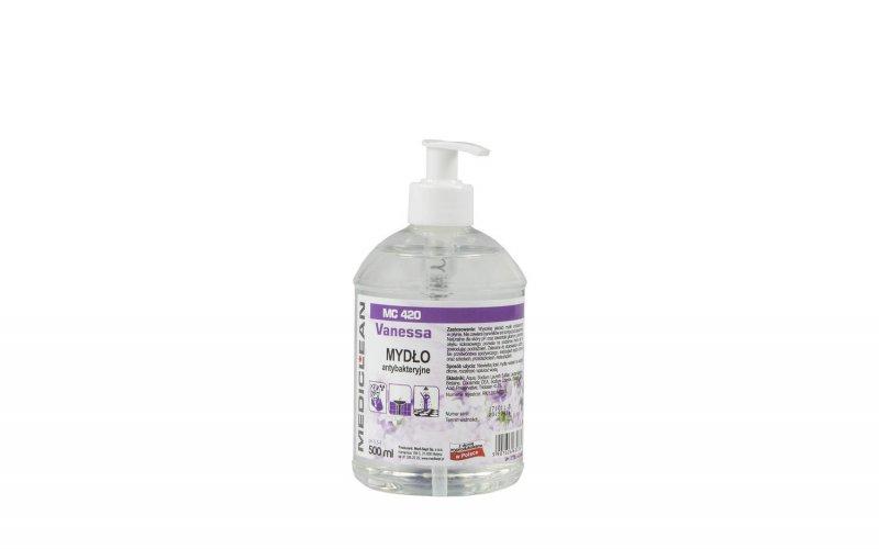 MEDICLEAN MC 420 mydło antybakteryjne Venessa