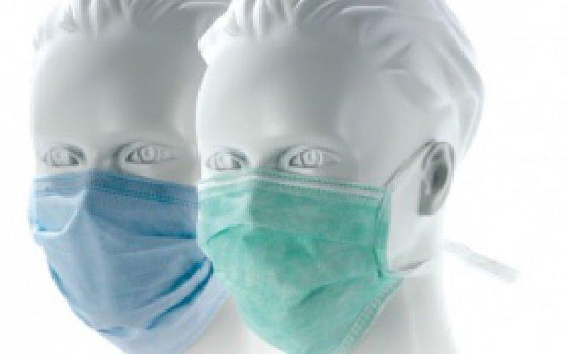 Maski chirurgiczne 3-warstwowe