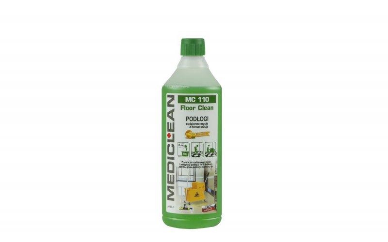 Mediclean MC 110 Floor Clean Preparat do mycia i konserwacji podłóg 1L