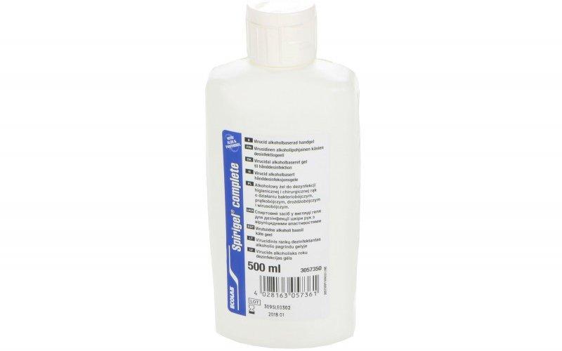 Spirigel Complete alkoholowy żel do dezynfekcji rąk