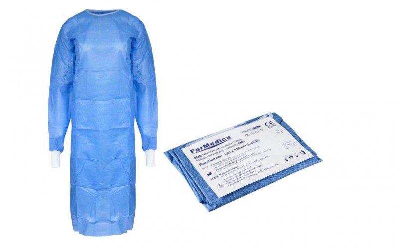 Odzież i fartuchy medyczne