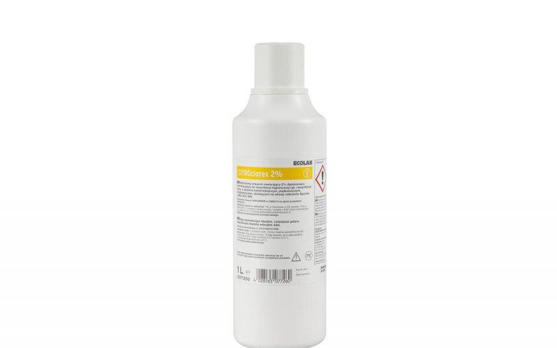 CITROclorex 2% do higienicznej dezynfekcji rąk i skóry