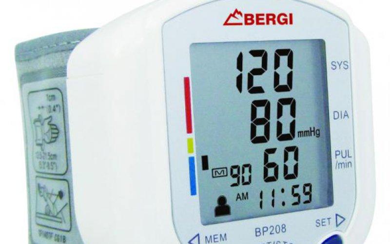 Ciśnieniomierz BERGI